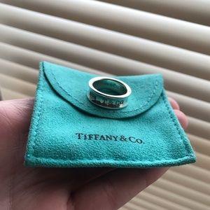 Tiffany & Co 'Tiffany 1837' Ring